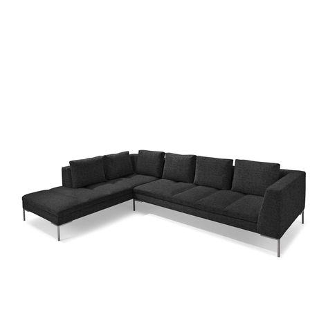 Sofas von Sitzfeldt - Klares Design und hoher Anspruch für gar - anana designer sitzmobel weicher stoff aqua creations