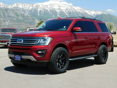 Ebay Advertisement 2018 Ford Expedition Xlt Lifted Ford