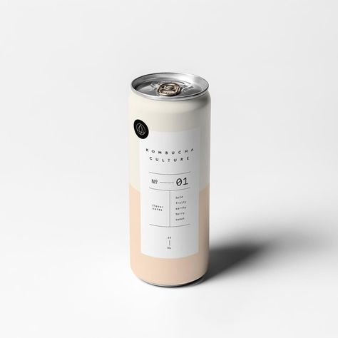 """Kati Forner Design on Instagram: """"An unused can concept. I'm working on several packaging projects that I'm super excited about. Can't wait to share more soon!"""""""