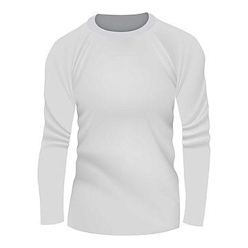 Camisa Blanca Manga Larga Maqueta Estilo Realista Camisa Iconos De Estilo Iconos Blancos Png Y Vector Para Descargar Gratis Pngtree Plain White T Shirt White Tshirt Stylish Shirts