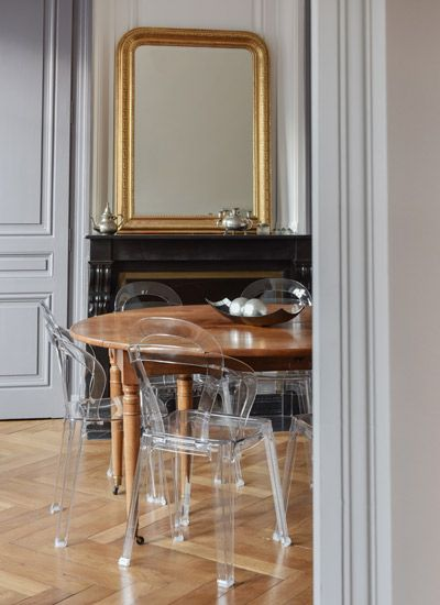 Le Charme De L Ancien En 2020 Decoration Maison Deco Vintage Renovation Appartement