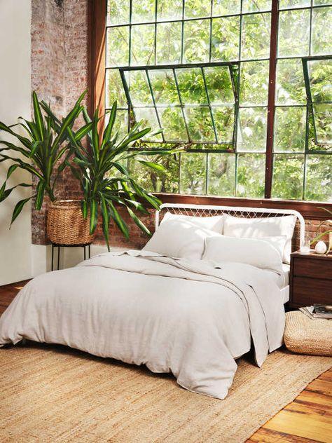 Soft Hemp Linen Sheet Set Buffy Linen Duvet Linen Duvet Covers Linen Sheet Sets