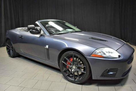 2007 Jaguar Xk Series Xkr Convertible In 2020 Jaguar Models Jaguar