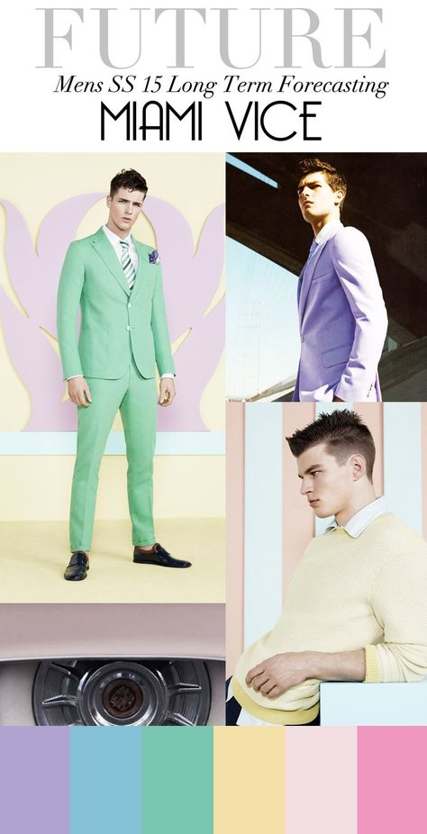 TREND COUNCIL SS 2015- MIAMI VICE