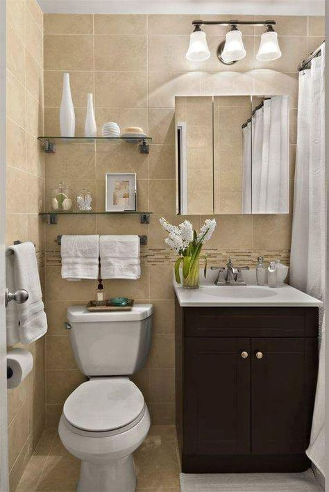 50 Clever And Creative Bathroom Storage Ideas For The Smart Homemaker Decoracion De Baños Pequeños Decorar Baños Pequeños Cuartos De Baños Pequeños