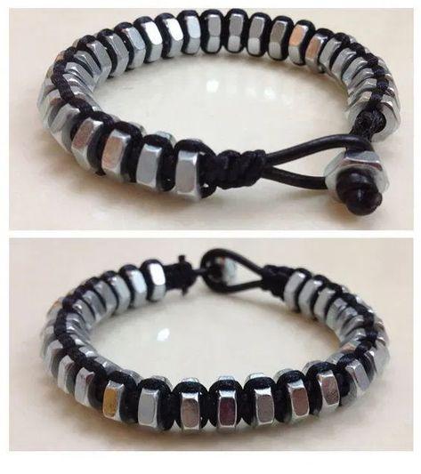 15+ Great DIY Bracelet Ideas & Designs For Boyfriends In 2020