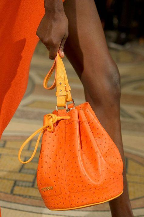Bag and Purse Trends Fall 2018 - Runway Bags Fall 2018
