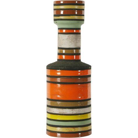Bitossi, Vase for Raymor, 1950s.