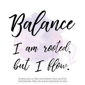 Yoga Quotes for Instagram Free Download