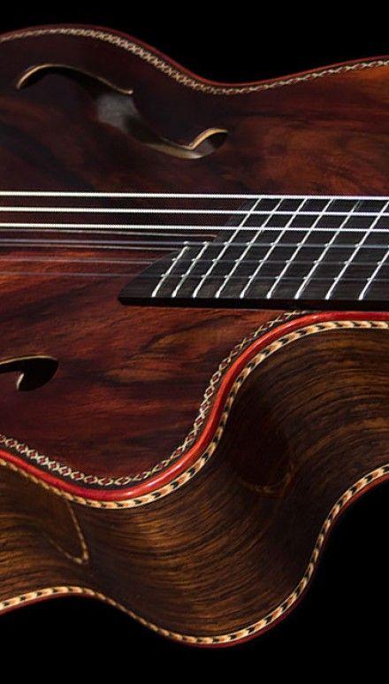Indonesian Rosewood Back Sides Top Stradivarius Model Double Top Concert Classical Guitar Guitar Acoustic Guitar Guitar Finishing