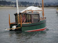 IuLqLYfs BruceHallman Tags Boat Micro Navigator - Bolger micro trawler boats