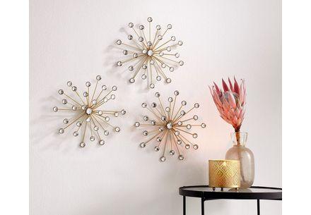 kunstloft metallbild dialog der kreise handgefertigte wanddekoration aus metall online kaufen otto in 2021 dekoration kristalle büro kinderzimmer