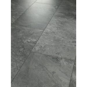 Smartcore 10 Piece 12 In X 24 In Chatham Stone Interlocking Or Glue Adhesive Luxury Vinyl Tile Lowes Com Luxury Vinyl Tile Vinyl Flooring Luxury Vinyl