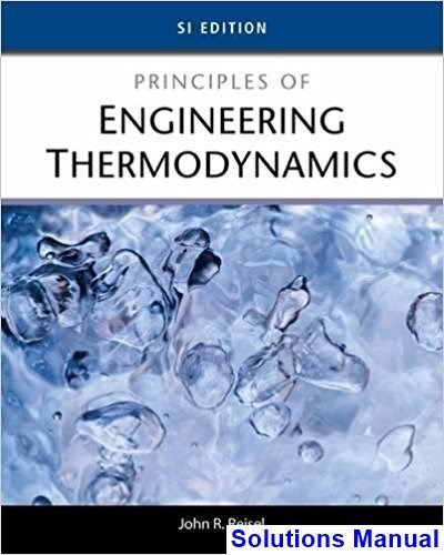 Solutions Manual For Principles Of Engineering