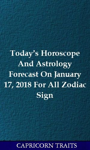 aries horoscope january 17