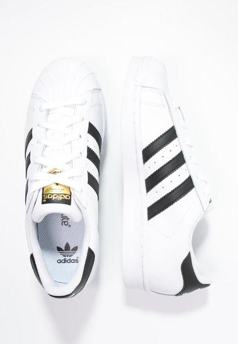 adidas Originals SUPERSTAR Sneaker low whitecore black