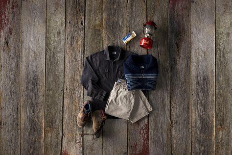 KADOW SWEATER, GRAYLING SHIRT, BUCKLAND PANT, BACK-TO-BERKELEY BOOT 68. #mountainheritage