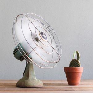 Eskimo Oscillating Table Fan 79 Sold Table Fan Vintage Collection Fan