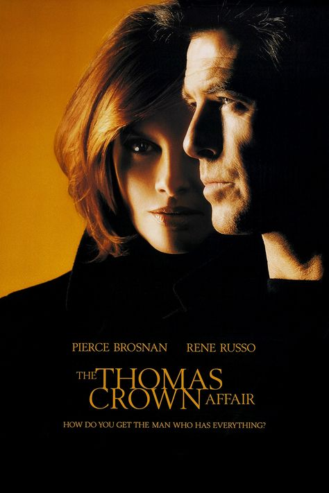 """The Thomas Crown Affair (1999) - """"I saw him wreck $100,000 boat because he liked a splash"""""""