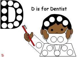 Dental magnet cards