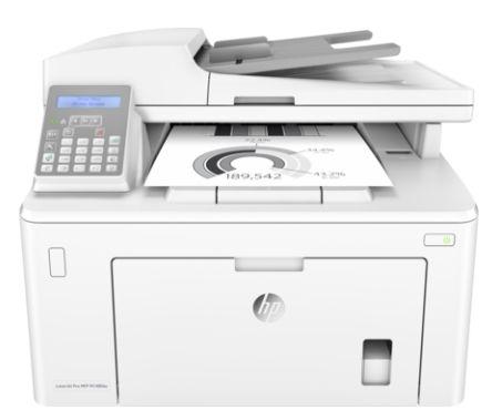 Hp Laserjet Pro Mfp M148fdw Driver Manual Download Hp Drivers Mobile Print Laser Printer Printer