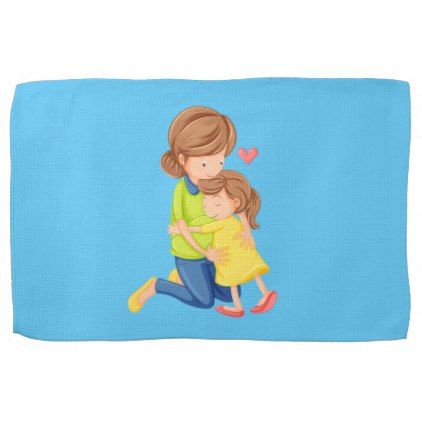 Love Mom Kitchen Towel Zazzle Com Love Mom Kitchen Towels Mom