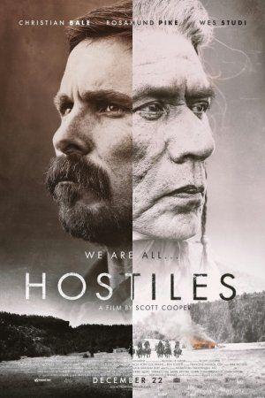 Film Hostiles 2017 Online Filmy Pelnometrazowe Christian Bale I