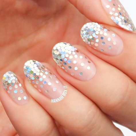 Popular Wedding Nails Ideas ★ See more: https://naildesignsjournal.com/wedding-nails-ideas/ #nails