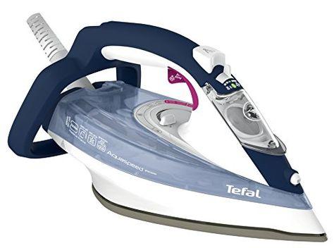 2600/W Tefal FV5546/Aquaspeed Plancha a vapor