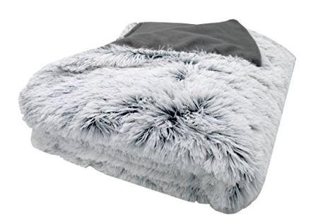 Zollner Manta Grande Para Sofa Imitacion Piel De Pelo La Https