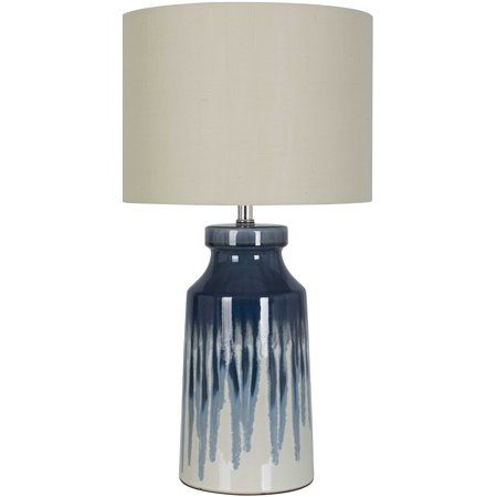 Buy Better Homes And Gardens Ombre Drip Table Lamp With Shade At