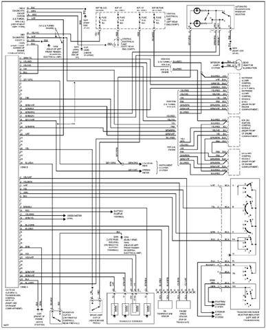 94 Volvo 850 Radio Wiring Diagram