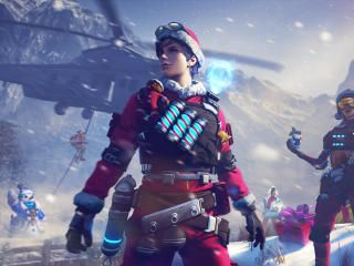 Garena Free Fire Winter Wallpaper Hd Games 4k Wallpapers Images Photos And Background In 2021 Winter Wallpaper Mac Pc Fire