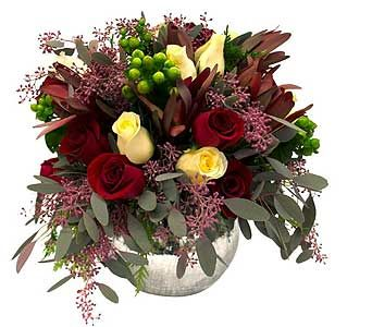 Bubble Bowl Of Flowers Flowers Flower Delivery Fast Flowers