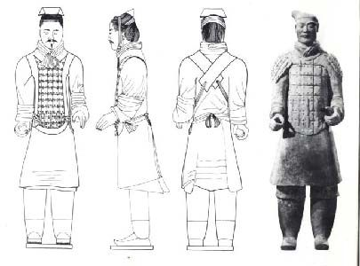 Image Result For Terra Cotta Soldiers Sketches Sketches Ancient