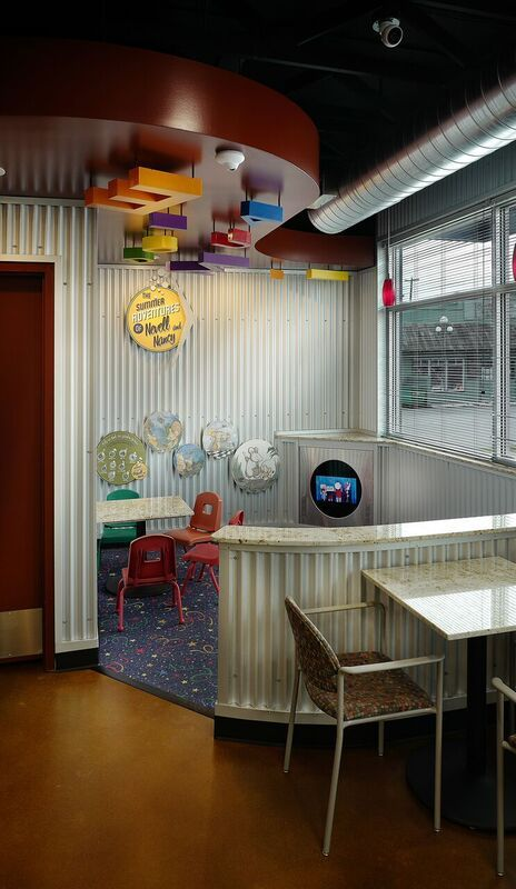 A Stylish Modern Eco Friendly Laundromat In The Antique Capital
