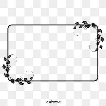 Imagens Bordas Png E Vetor Com Fundo Transparente Para Download Gratis Pngtree Black And White Cartoon Black And White Lines Black And White Background