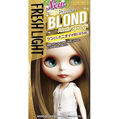 Fresh Light Hair Color Passion Blond Passion Blonde Hair Color