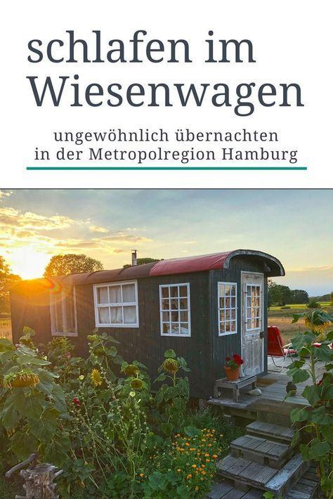 Ungewohnlich Ubernachten Der Wiesenwagen Vom Bamans Hof North Star Chronicles Ubernachten Urlaub Reisen Reisen
