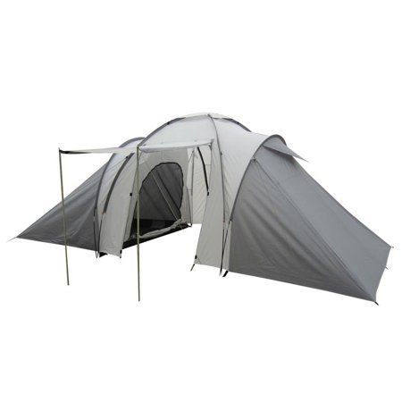 6 Person Tent With 2 Rooms Walmart Com Tent 4 Person Tent Tent Camping