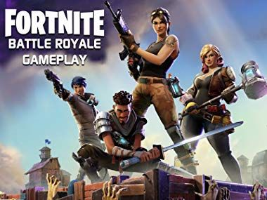 Amazon Com Watch Fortnite Battle Royale Gameplay Prime Video Battle Royale Game Fortnite Epic Games