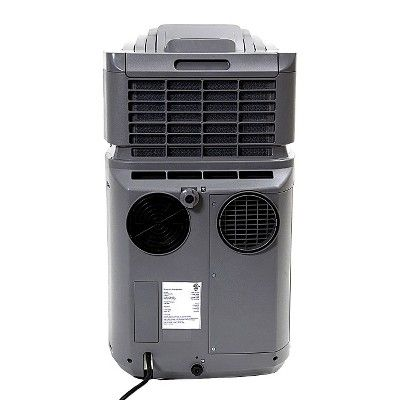 Whynter 13000 Btu Portable Air Conditioner Gray In 2020 Portable Air Conditioner Portable Air Conditioners Air Conditioner