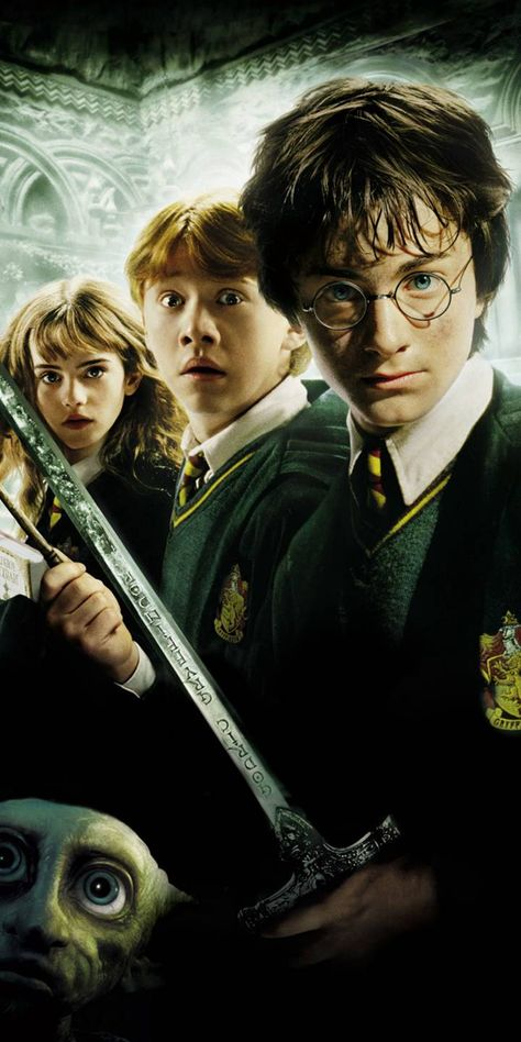 Harry Potter And Team Wallpaper | Harry Potter Magical Group