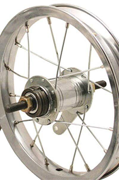 Black QR 6-Bolt Disc Cassette Weinmann 519 Rear Wheel 26 x 1.5 36H