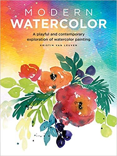 Modern Watercolor A Playful And Contemporary Exploration Of