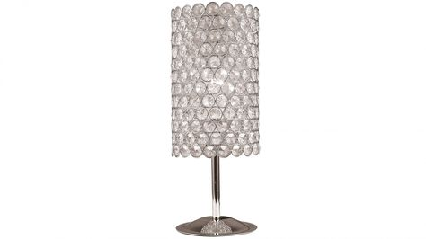 Ada crystal lamp table lamps table lamps harvey norman australia shopping list pinterest lamp table chrome and room