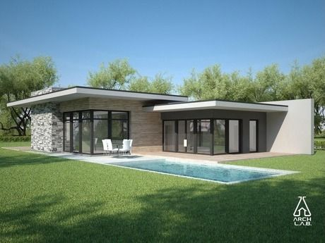 Best 25+ Flat Roof House Designs Ideas On Pinterest | Flat House Design, Flat  Roof House And Flat Roof Design Part 50