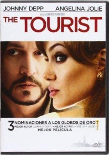The Tourist Dvd Tourist Dvd With Images Tourist Johnny