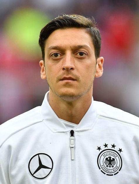 Mesut Ozil Latinoamerica Mol German National Team Midfielder Team Shirts