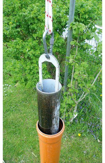 Brunnen Bohren Brunnen Garten Brunnen Bauen Und Diy